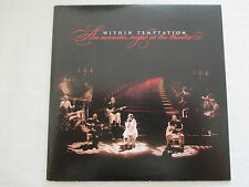 Within Temptation - An acoustic night at the theatre - Cardsleeve Promo Album CD