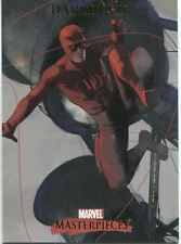 Marvel Masterpieces 2007 Base Card #22 Daredevil