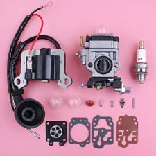 Ignition Coil Carburetor Gasket Repair Kit For 40-5 43cc 52cc 2-Stroke Engine
