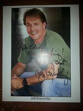 Jeff Foxworthy Hand Signed Portrait !!RARE!! AWESOME!!!!