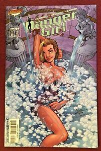 Danger Girl 2 - High Grade Comic - B18-20, May 1998.