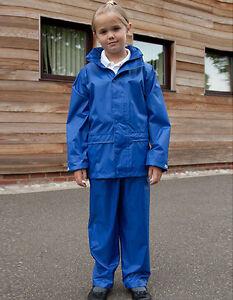 Kinder Regenanzug Schlechtwetteranzug