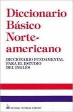 Diccionario Basico Norteamericano : Diccionario Fundamental para el Es-ExLibrary