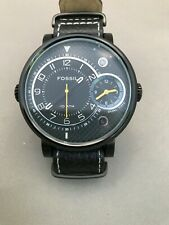 Fossil Two Time Zone Watch