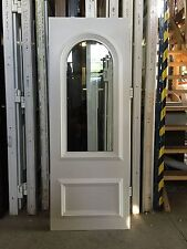 Second Hand Door Panel, WHITE, 620mm Wide By 1645mm Height, 28mm Thick, (P390)