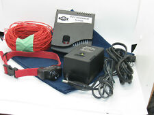 PetSafe In-Ground Dog Fence Ul-250 Collar & Rf-1010 Transmitter With Extras