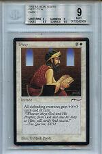 MTG Arabian Nights Piety BGS 9.0 (9) Mint Card Magic the Gathering Light 2869