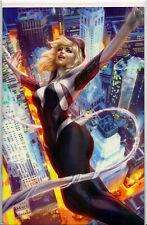 GHOST SPIDER #1 (ARTGERM EXCLUSIVE VIRGIN VARIANT) COMIC BOOK ~ Spider-Gwen