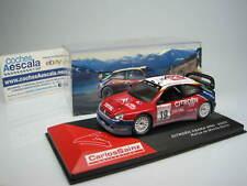 Carlos Sainz Citroen Xsara WRC Rally Montecarlo 2003 IXO 1/43 cochesaescala
