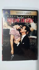 Kiss Me Deadly NEW SEALED! (DVD, 2001)