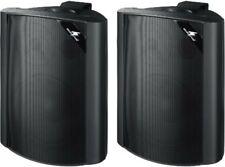 MONACOR MKS-88/SW 2-Wege-Lautsprecherboxen-Paar