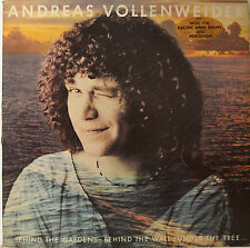 """ANDREAS VOLLENWEIDER - BEHIND THE GARDENS 12"""" LP (O289)"""