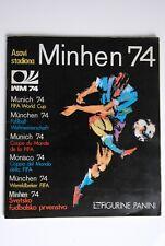 MUNICH 74 COMPLETE PANINI ALBUM STICKERS ORDER FORM YUGOSLAVIA MUNCHEN 1974 TOP