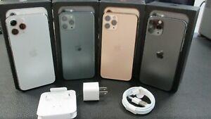 New Apple iPhone 11 Pro 64GB (Factory Unlocked) A2160 (CDMA + GSM) 1 Year Wrnty