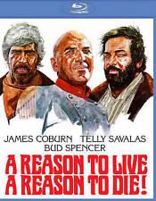 A Reason to Live, A Reason to Die [Blu-ray] DVD, Bud Spencer, Telly Savalas, Jam