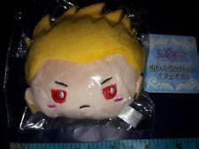Gilgamesh Archer Fate Grand Order x Sanrio Head Face badge Chain plush toy