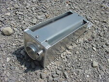 Yamaha Rhino 450 450SE Aluminum Air Box Airbox Intake CFM Performance 4-6 HP