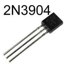 2N3904 General Purpose Amplifier TO-92  50 pcs