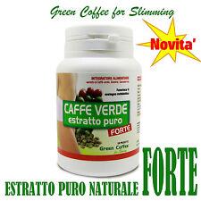 Novità per DIMAGRIRE Green Coffee Estratto Caffè Verde Forte DIMAGRANTE NATURALE