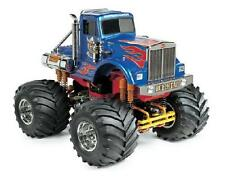 Tamiya 58535 1/10 RC 4WD Off Road Twin Motor Monster Truck Bullhead 2012 w/ESC