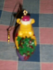 Christmas Ornament Winnie The Pooh Potted Plant  3 Inch High No Box