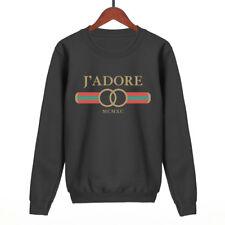 J'adore mcmxc sweatshirt mens womens unisex funny sweat swag hipster fashion