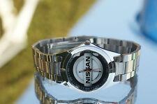 Orologio NISSAN Clock Watch Orologio da polso NAVARA PATHFINDER X-TRAIL NOTE CUBE QASHQAI SX