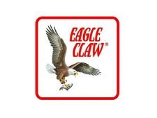 Eagle Claw decals stickers bass boat tournament sponsor fishing hooks