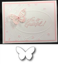 Cheviot Butterfly 1024 Thin Metal cutting die - Poppystamps dies Animals,insects