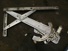 Rover 25 MG ZR 3 or 5 door Passenger front left Window Regulator & Motor 2 pin
