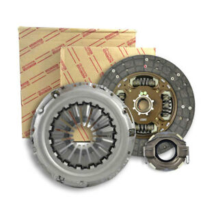GENUINE Clutch Kit For Toyota Hilux KUN25 2.5TD/KUN26 3.0TD Upto>8/2009