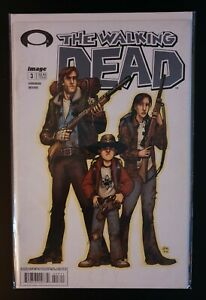 The Walking Dead Comic #3 1st Print Rare!!!! Bagged & Boarded