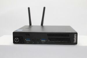 Lenovo ThinkCentre M92 Intel i3-3220T 2.80GHZ 8GB DDR3 120GB SSD WiFi Win 10 PRO