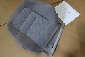 OEM Factory 99-03 Acura TL Front Driver Seat Cover Back Cushion Side