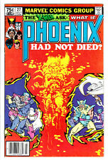 WHAT IF #27 (VF/NM) X-Men Appearance Wolverine! Phoenix! Frank Miller Cover 1981