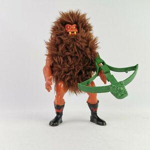 Grizzlor Vintage Action Figure Original Release - He-man She-ra Evil Horde MOTU