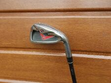 WILSON STAFF Di7 6 IRON PROFORCE V2 GRAPHITE R FLEX SHAFT GOLF CLUB CLUBS