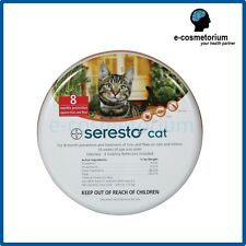 Bayer Seresto Flea & Tick Collar for Cats