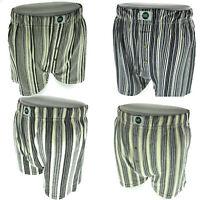 4 - 24 Stück Boxershorts Herren Boxer Shorts Unterhose Baumwolle weich streifen