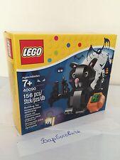 LEGO Set 40090 Halloween Bat With Pumpkin