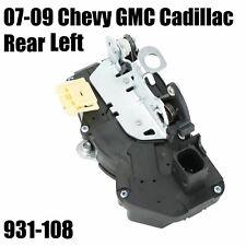 Rear Left Power Door Lock Actuator Fit GMC Sierra Yukon Tahoe Escalade 07 08 09