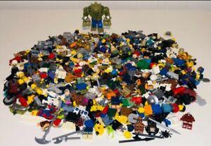 Huge lot of lego minifigures