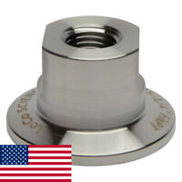 """KF-25 NW-25 1/4"""" NPT (FEMALE) Adapter Vacuum Fitting SS304 LoCo SCIENCE!!"""