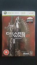 Gears of war 2.Neuf sous Blister.Edition Collector.Limited Edition.Xbox360