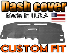 Fits 2004  2005  2006  CHEVROLET AVEO  DASH COVER MAT DASHBOARD / CHARCOAL GREY