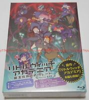 New Little Witch Academia The Enchanted Parade Deluxe Edition Blu-ray CD Artbook