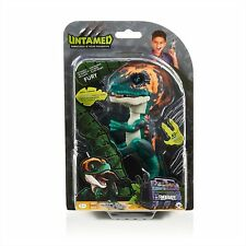 Wow Wee Untamed Raptor by Fingerlings - Fury (Blue)
