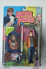 1999 Austin Powers Action Figure Scott Evil Still Carded McFarland Toys New