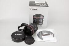 Canon EF 8-15mm f/4 F4 L Fisheye USM Lens, For EOS 6D 5D MK III IV