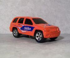 2000 Maisto, Tonka, Hasbro - 1999 Jeep Grand Cherokee, Red w/Graphics, Hitch